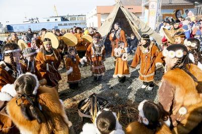 Корякский праздник нерпы отметят в Камчатском крае онлайн