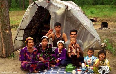 В Татарстане заработал первый в России Союз цыганских женщин