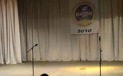 Танец иорданских кабардинцев