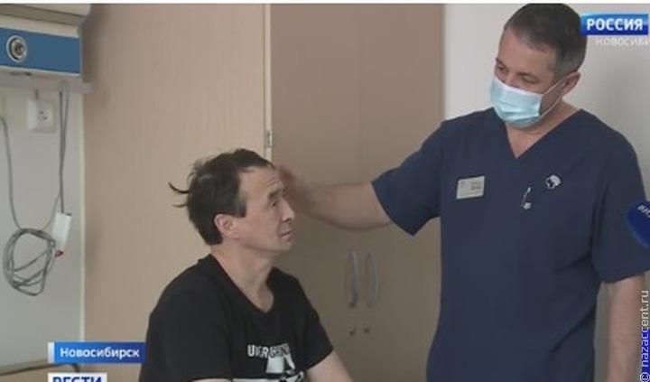Оленеводу из Якутии после нападения медведицы пересадили лицевой нерв