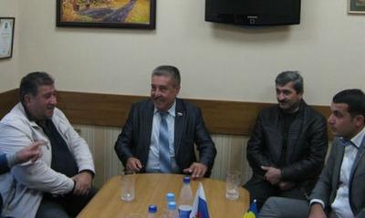 Азербайджанская диаспора попросила власти Ханты-Мансийска уладить споры со СМИ