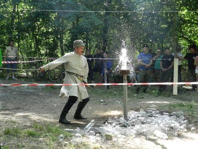 """Фестиваль """"Казачья поляна"""" впервые прошел на Ставрополье"""