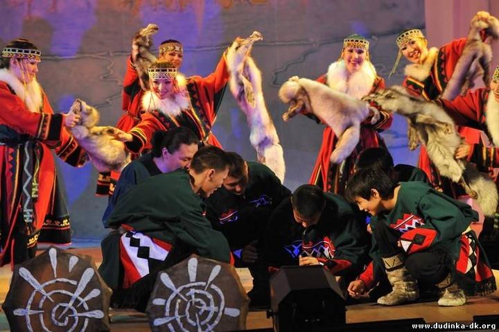 """""""Северная мозаика"""" соберет украинские песни, таймырские танцы  и киргизскую кухню"""