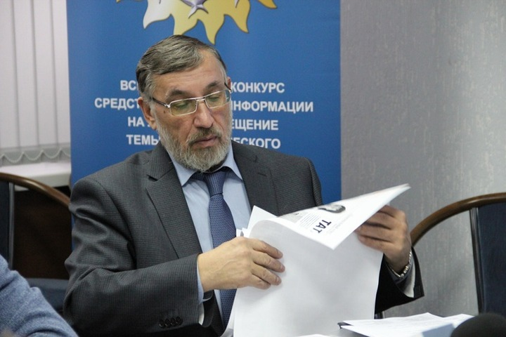 Департамент по нацполитике УВП лишился руководителя