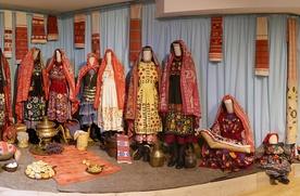 Редкую коллекцию женских монетных нагрудников покажут на выставке башкирских нарядов в Челябинске