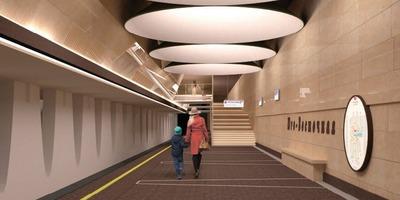 Станция метро в стиле среднеазиатских дворцов появится в Москве