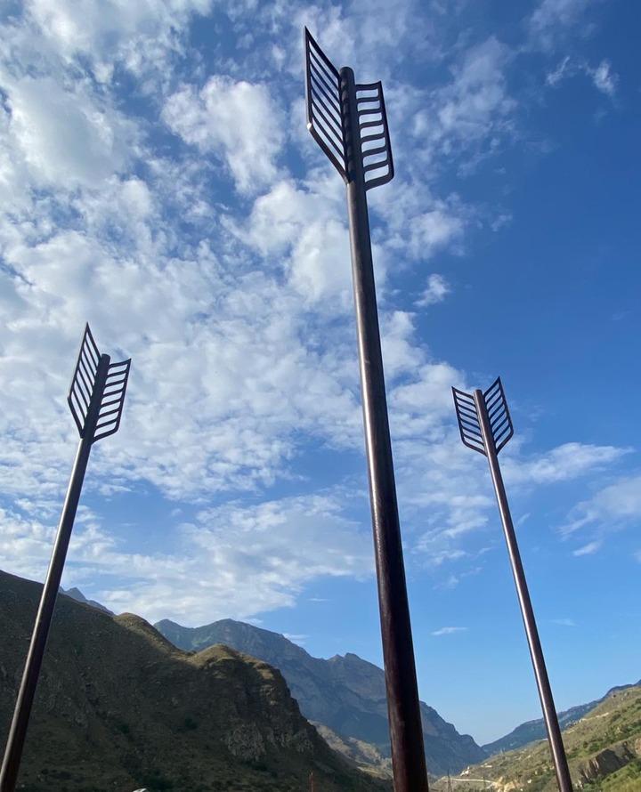 Арт-объекты в национальном стиле установят в трех районах Северной Осетии