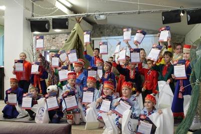 На фестивале театрализованных постановок в Оленегорске прозвучали саамские стихи