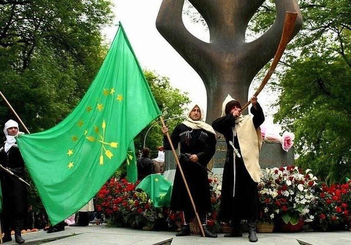 Лидер черкесов Адыгеи заявил о возможном развале Международной Черкесской Ассоциации