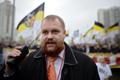 Националисту Демушкину назначили восемь суток ареста