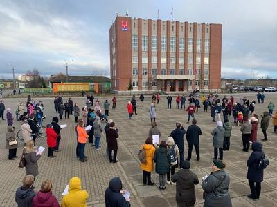 Жители Ненецкого округа с помощью пения продолжают протест против возможного объединения с Архангельской областью