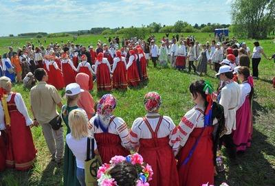 Под Казанью проведут праздник русского фольклора