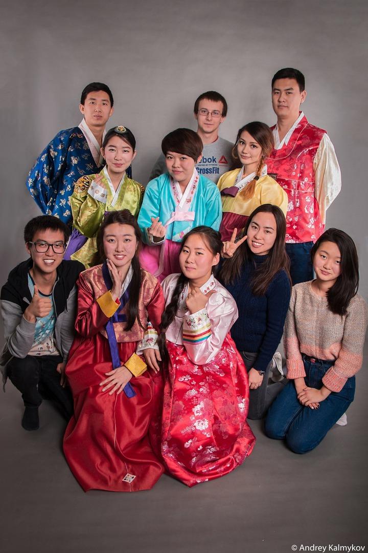 В Волгограде корейцы еще раз отпразднуют свой Новый год