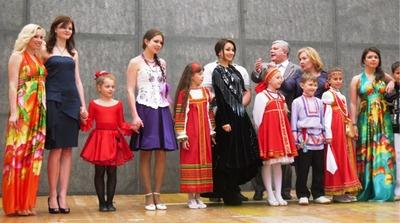 Детские фольклорные и народно-певческих коллективы соберутся в Липецкой области
