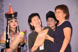 В Бурятии наградили СМИротворцев Сибири 2016