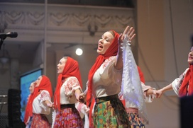 """Фестиваль """"Оренбургский пуховый платок"""" пройдет в тридцатый раз"""