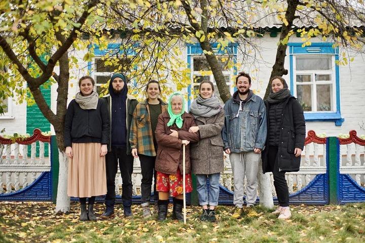 Первый альбом фольклорных песен Белгородской области записан в Москве