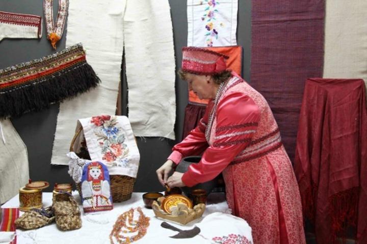 В Пензенской области провели праздник мордовской культуры