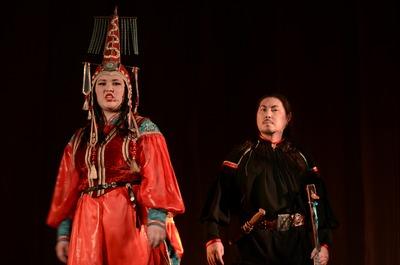 """Этно-мюзиклы и этно-комедии покажут в Хакасии на кочевом фестивале """"Белая Юрта"""""""