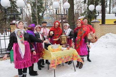 """Календарно-обрядовый фолк-фестиваль """"Масленичная гора"""" пройдет в Марий Эл"""