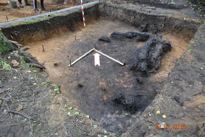 Древний финно-угорский домик мертвых найден во Владимирской области