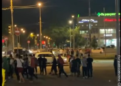 Полиция опровергла информацию о еще одной массовой драке мигрантов в столице