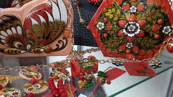 """Этнические украшения представят на выставке """"РусАртСтиль"""" в Москве"""
