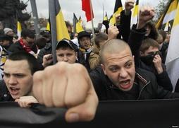 В 2017 году лидерами по уровню ксенофобского насилия стали Санкт-Петербург, Москва и Татарстан