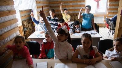 В Подмосковье открылись языковые курсы для беженцев из Сирии