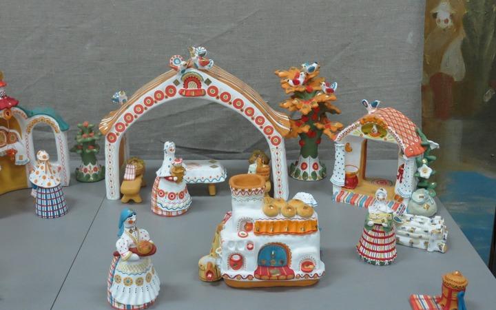 Кировский музей Дымковской игрушки