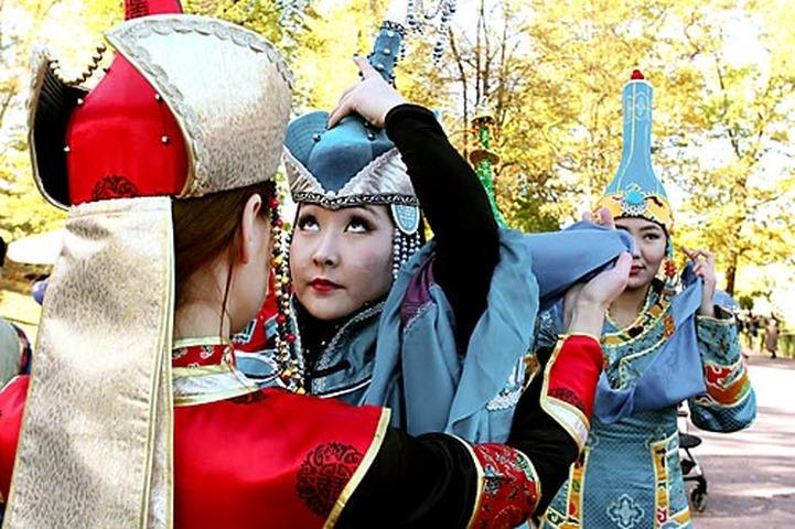 В Санкт-Петербурге проведут Бал национальностей