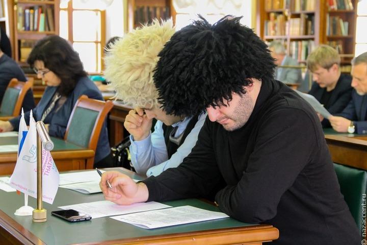 В Дагестане напишут Тотальный диктант на языках народов республики