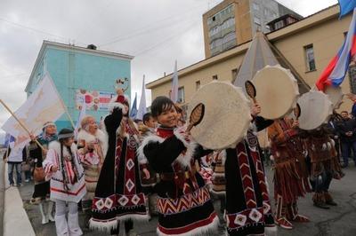 Праздничное шествие пройдет на Таймыре в День коренных народов