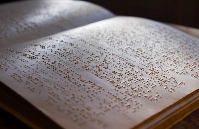 Незрячая студентка разработала шрифт Брайля для древнерусских текстов