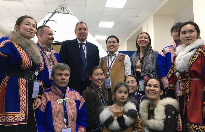 Оленеводы попросили Рогозина о помощи в реализации продукции