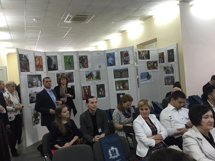 """В Нижнем Новгороде открылась выставка """"Дети России"""""""