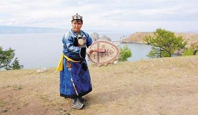 Бурятские шаманы совершат обряд на острове Ольхон
