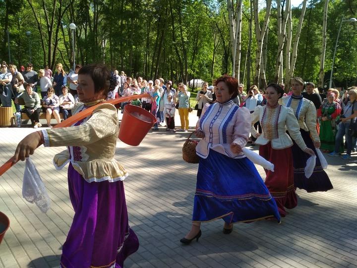 Воронежский фольклор перешел в режим онлайн из-за коронавируса