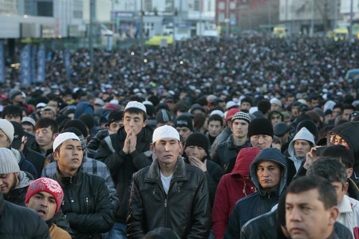МВД: В Москве находится 1,37 млн мигрантов
