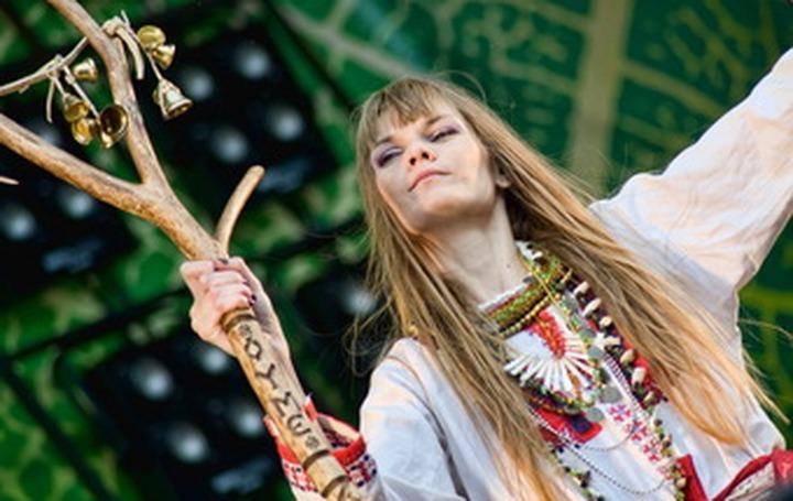 В Москве пели и говорили на эрзянском