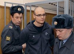 Обвиняемый в экстремизме Тесак пригрозил следователям бессрочной голодовкой