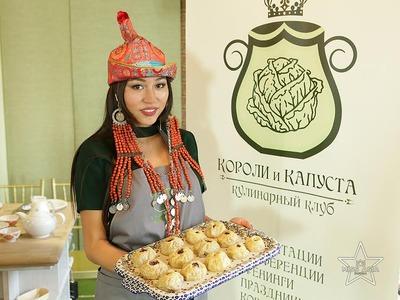 Национальные блюда и костюмы показали в рамках Miss Asia Russia в Москве