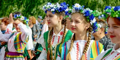 """Фестиваль """"Русское поле"""" прошёл в Коломенском"""