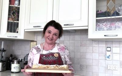 Воскресный обед из трех национальных блюд
