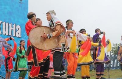 """Гонки на ульмагах и шаманский обряд состоялись на """"Дне Бикина"""" в Приморье"""