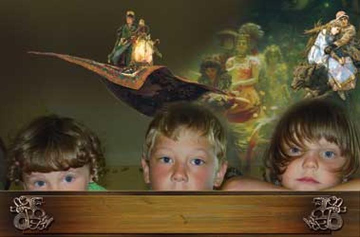 Пензенских детей познакомят со сказками народов Поволжья