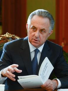 Виталий Мутко встретился с руководителем Гильдии межэтнической журналистики