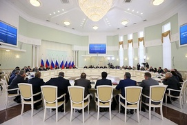 Путин возложил ответственность за межэтнические конфликты на местных чиновников и полицейских