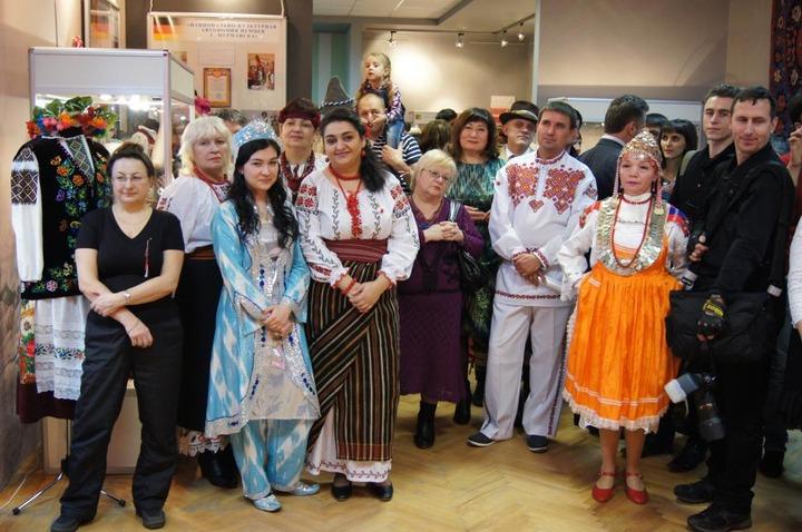 В Мурманске прозвучали песни на украинском, белорусском и чувашском языках