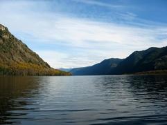 Алтын-Коль — Телецкое озеро
